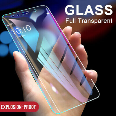Full Coverage Tempered Glass Screen Protector For Samsung Galaxy A7 2018 M20 10