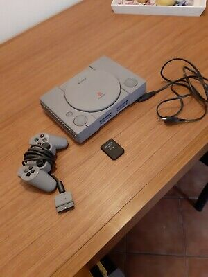 Console Sony Playstation 1 Ps1 Scph-7502