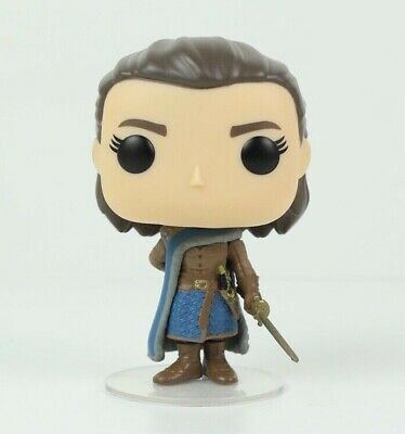 Funko Pop Game of Thrones Arya Stark 76 2019 ECCC Shared Exclusive