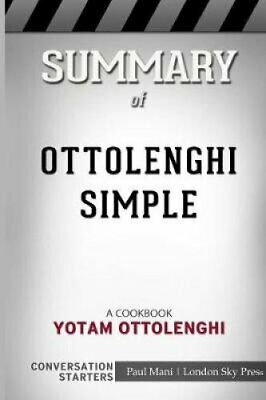 Summary of Ottolenghi Simple A Cookbook: Conversation Starters 9780368233609
