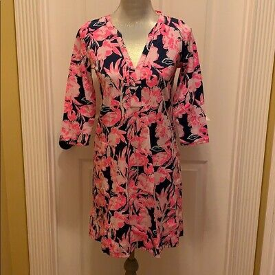 a23485a69c8b9f NWT LILLY PULITZER Flamingle Melody Maxi Dress Size 10 Retail $228 ...