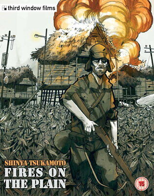 Fires on the Plain (Dual Format DVD/Bluray) [New Blu-ray]