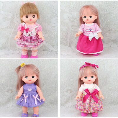 Handmade Fashion Dress Accessories for Mellchan Baby Dolls Clothing Accs