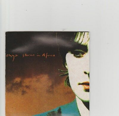 Enya- Storms In Africa Japanese cd single.