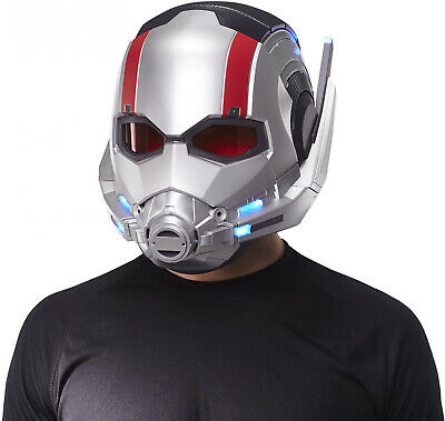 Ant-Man, Marvel Legends Series Collector Electronic Helmet- Adult Fan, Roleplay