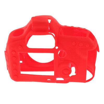 Rubber Shell Cover Protector Skin Wrap for Canon EOS 5D Mark II 5D2 Cameras