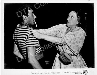 MARJORIE MAIN 8x10 PICTURE MA KETTLE ACTRESS PHOTO