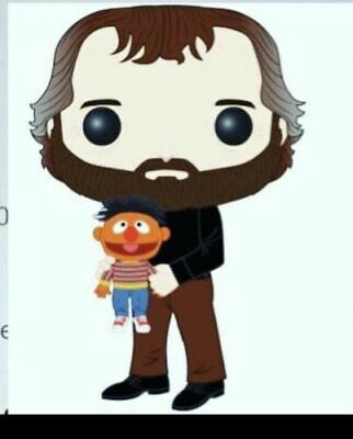 Funko Pop! Icons Jim Henson With Ernie *Target Exclusive* Preorder w/ Protector