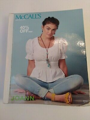McCalls Early Spring 2019 Sewing Catalog Pattern Ideas