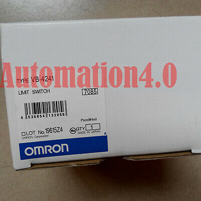 1PC Brand New OMRON Limit Switch VB-4241 One year warranty Free Shipping