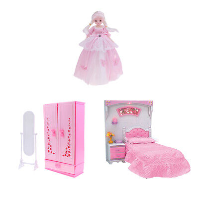 12inch Fashion Girl Doll Furniture Playset & Princess Doll for Monster High
