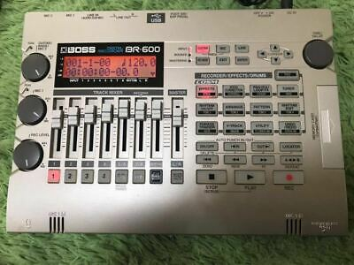 [Tested]Boss BR-600 Multi Track Digital Portable Recorder Japanese Tracking F/S