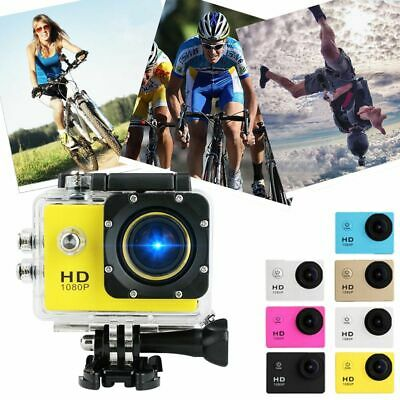 Wifi 4K 1080P Ultra HD 1080P 16MP Waterproof 30M Action Camera Sports Camcorder