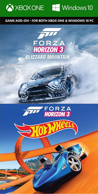 Forza Horizon 3 Expansion Pass - Xbox One/Win 10   US ONLY  