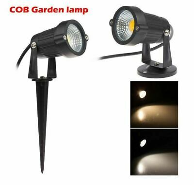 3W 5W LED Outdoor IP65 Landscape Lawn Garden Wall Yard Path Flood Spotlight Lamp
