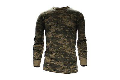 Rothco Digicam Long Sleeved T-Shirt Urban Camouflage, New, Sizes S, M, L, XL
