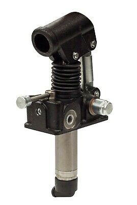 GL Hydraulic double acting handpump with double acting changeover valve, port re