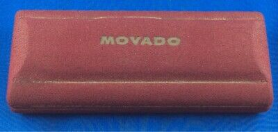 Movado Vintage Box Watch