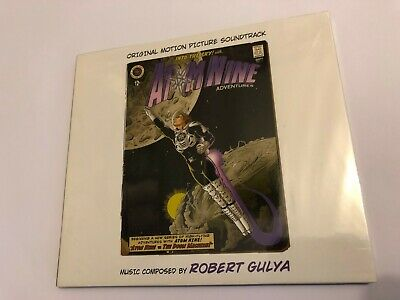 ATOM NINE ADVENTURES (Gulya) OOP MSM Ltd (1000) Soundtrack Score OST CD SEALED