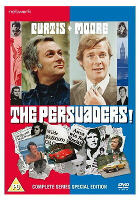 The Persuaders - Complete Series [New DVD]