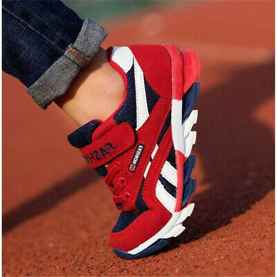 Boys Kids Girls Casual Sport Shoes Outdoor Running Shoes Athletic Sneakers Child