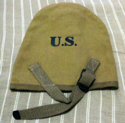 Outdoors Military Ww2 Us M1910 T-Handle Shovel Canvas Cover Pouch