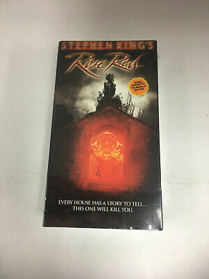 Rose Red (VHS) Stephen King New and Sealed