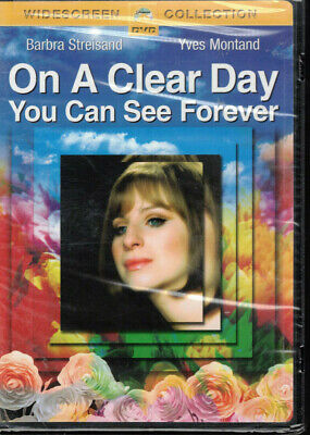 On a Clear Day You Can See Forever DVD Widescreen Collection Barbra Streisand