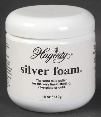 Hagerty JUST APPLY AND RINSE 18oz Silver Polish Foam 6118756
