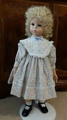 Hilary by Dianna Effner. Ultimate Collection 1987 Porcelain Doll.