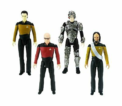 Bif Bang Pow! The Big Bang Theory/Star Trek: The Next Generation Figures Set,...