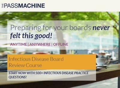 Infectious disease board review 2018