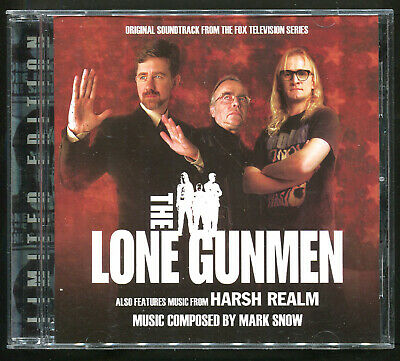 The Lone Gunmen / Harsh Realm (Fox TV Series Soundtracks) Limited Ed. 1/200 | CD