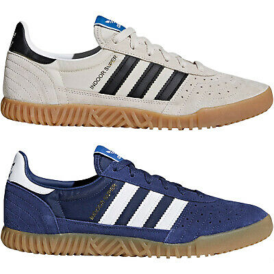a45c8b4f07db adidas Originals Mens Indoor Super Lace Up Sports Court Trainers Sneakers  Shoes