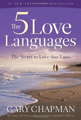The 5 Love Languages : The Secret to Love That Lasts by Gary Chapman (AUDIOBOOK)