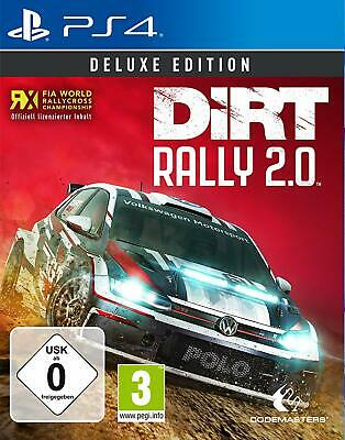Dirt Rally 2.0 Deluxe Edition Ps4 Nuovo + Conf. Orig.