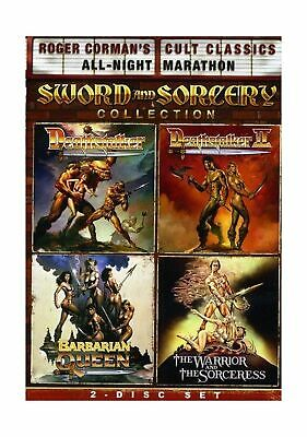 Roger Corman's Cult Classics Sword And Sorcery Collection (Deathstalker, Deat...