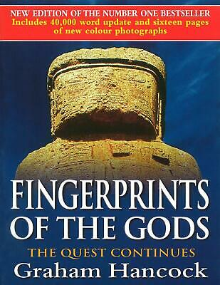 Fingerprints of the Gods (Updated edition) by Graham Hancock (E-B0K&AUDI0B00K)