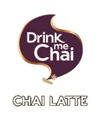 73mm Drink me Spiced Chai Latte in cup for incup vending machines Darenth Klix