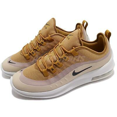 62285cdc90 Nike Air Max Axis Wheat Black Light Bone Men Running Shoes Sneakers AA2146 -700