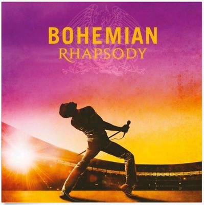 Bohemian Rhapsody (New CD) - Brand New! Sealed! Unopened!