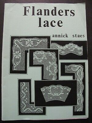 FLANDERS LACE by Annick Staes - LACE PATTERNS