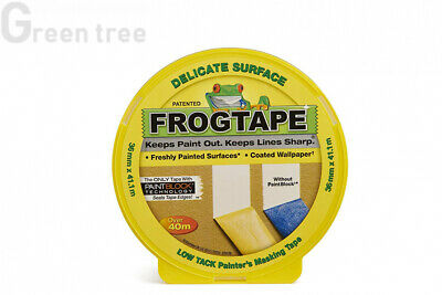 FrogTape Painters Masking Tape Delicate surface 36mm x 41.1m [Energy Class...