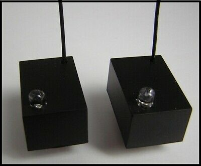 Static EM Detectors 2 x UNITS ~ Paranormal / Ghost Hunting Equipment