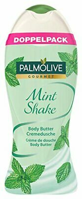 Palm olivo Gourmet Body Mantequilla Mint Shake Gel de Ducha Doble pack, 6 pack
