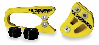 T.m Design Works Factory Edition 1 Rear Chain Guide Rcg-Smx-Yl