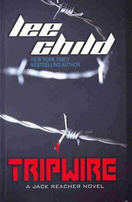 Tripwire by Lee Child 9781410430090 | Brand New | Free UK Shipping