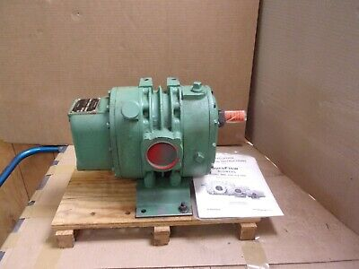 Schwitzer Duraflow 3004 Positive Displacement Rotary Blower