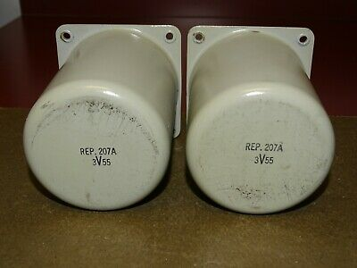 Pair, Western Electric 207A REP Transformers for Tube Amp