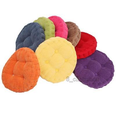 8 Colors Thickened Tatami Cushion Upholstery Cushions Pillow Chair Pad LD